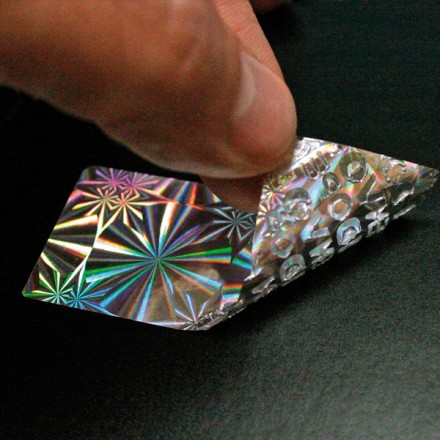 Materiales Holográficos